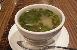 Sicilian Wedding soup